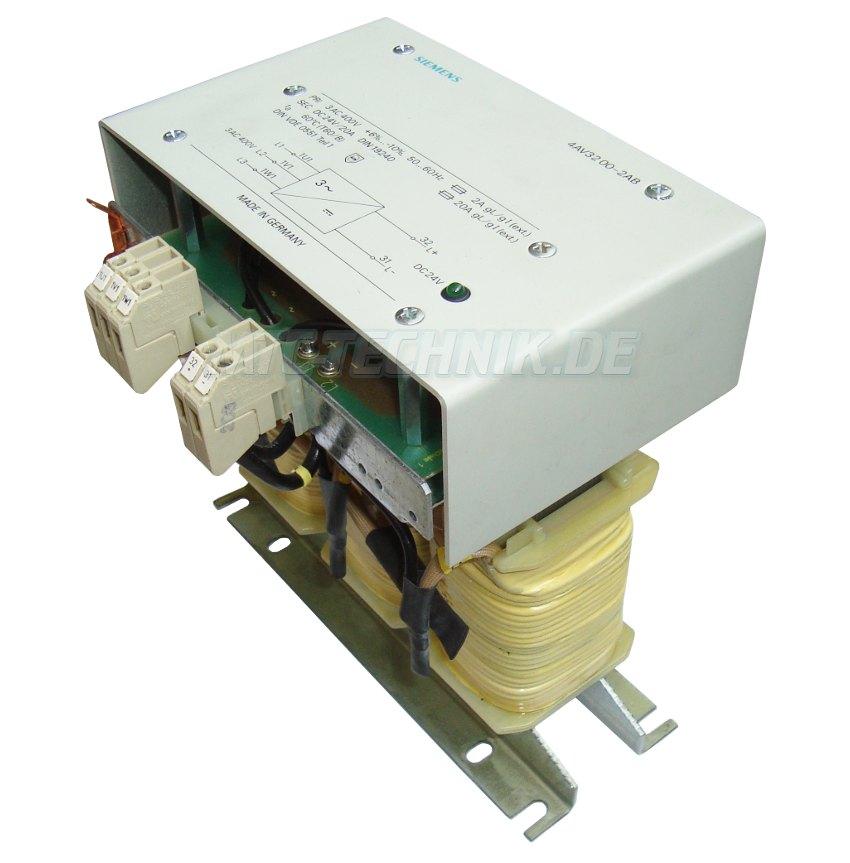 2 Online Shop Siemens Power Supply 4av3200-2ab With Warranty