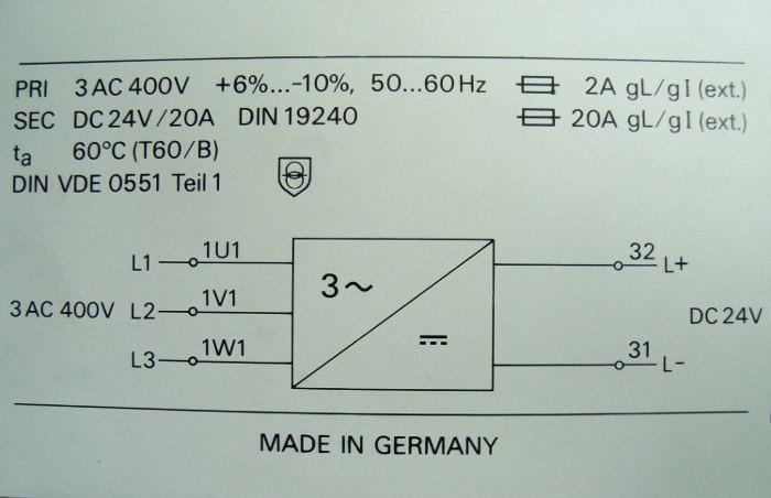 3 Schaltplan Siemens 4av3200-2ab