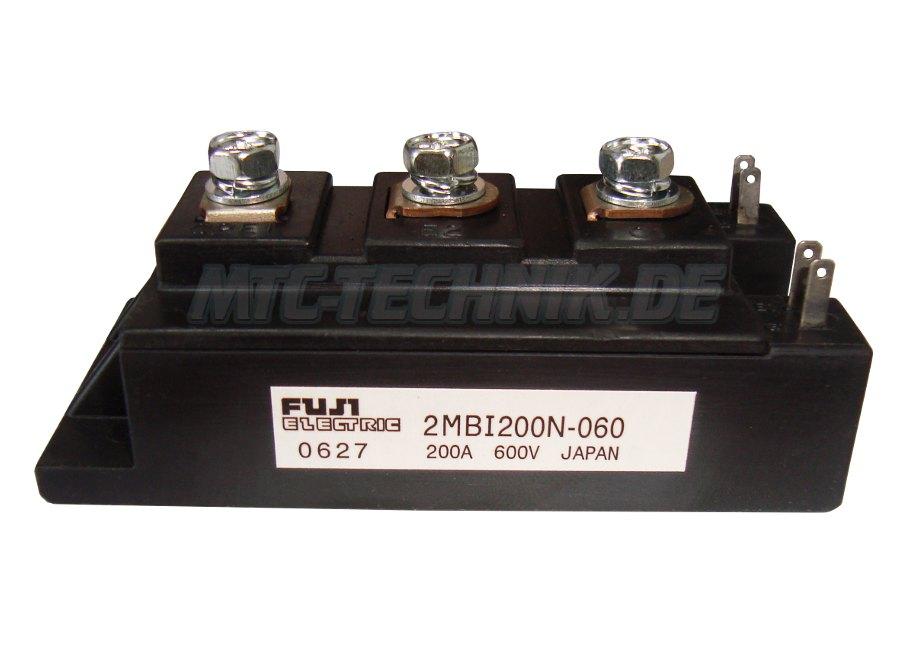 Fuji Power Module 2mbi200n-060 Online Shop