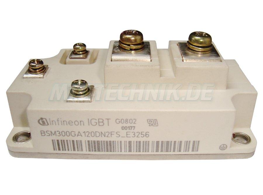 Infineon Leistungsmodul Bsm300ga120dn2fs E3256 Bestellen