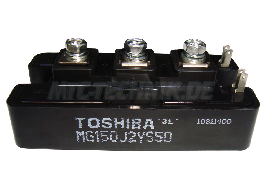 Toshiba Igbt Module Mg150j2ys50 Shop Germany