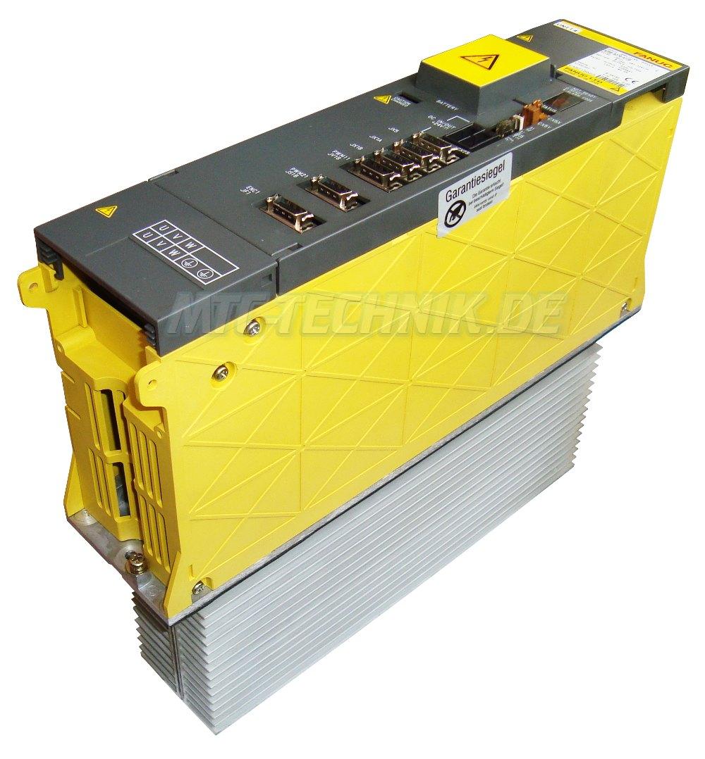 3 Online-shop A06b-6079-h106 Fanuc Servo Amplifier