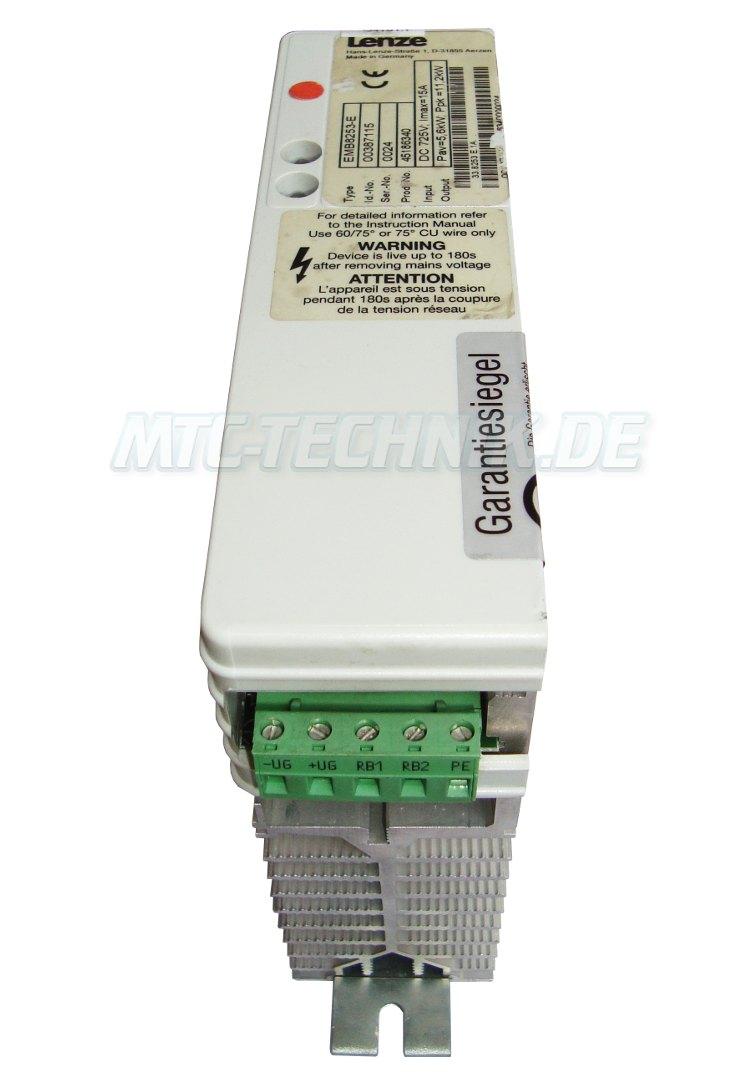 2 Online Shop Emb8253-e Lenze Bremschopper