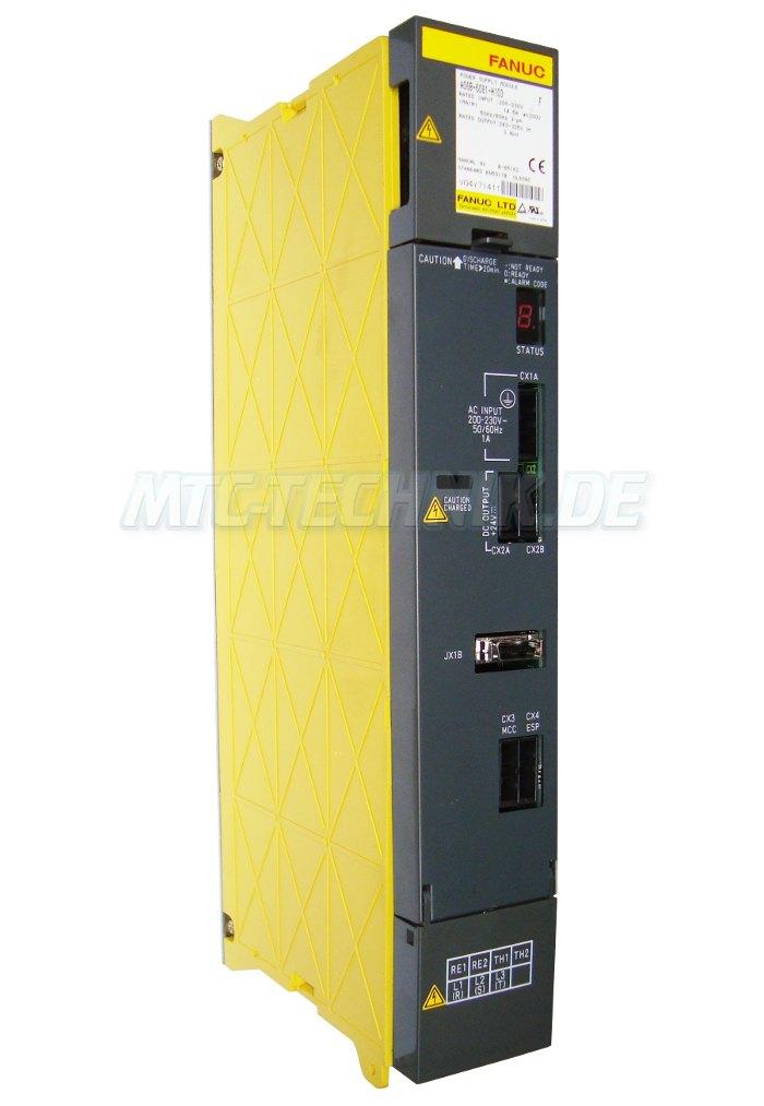 1 Fanuc Online Shop A06b-6081-h103 Power Supply Bestellen
