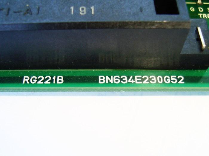 3 Typenschild Rg221b