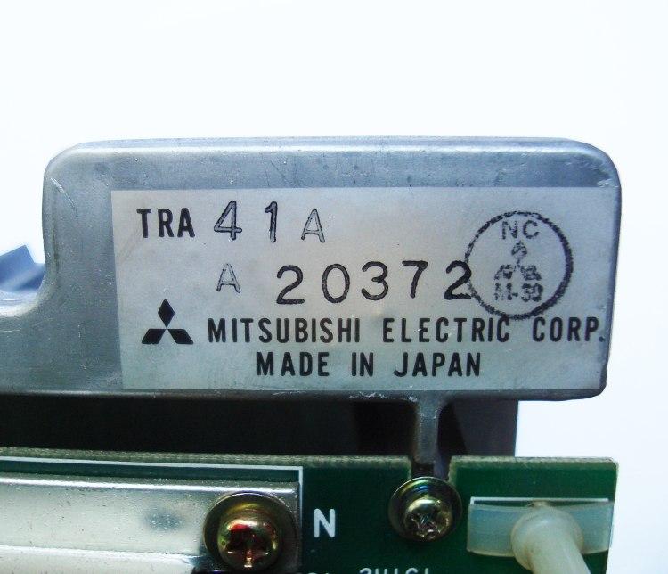 4 Typenschild Tra41a
