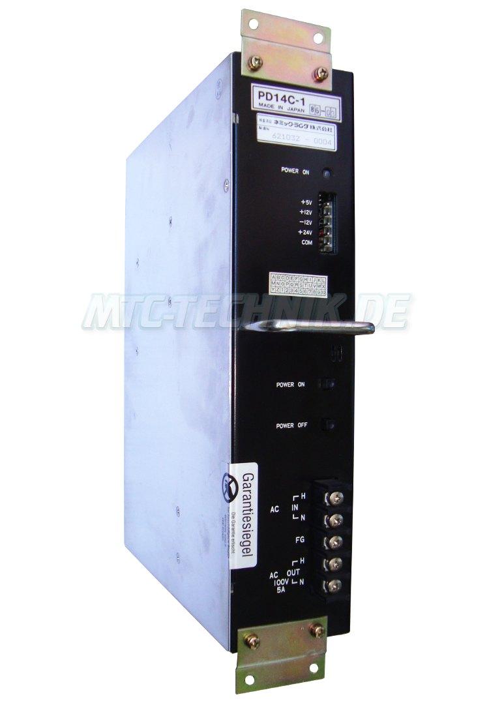 1 Mitsubishi Shop Pd14c-1 Power Supply