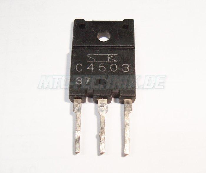 Sanken Transistor 2sc4503 Npn Shop