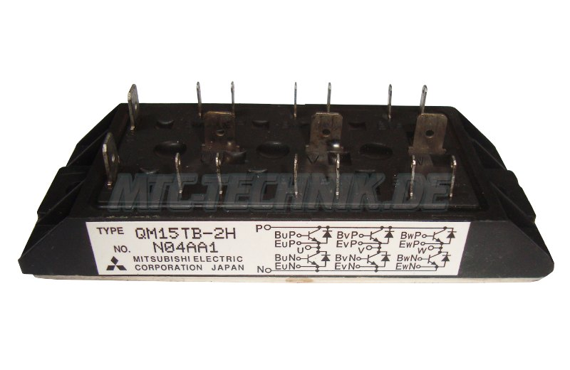 Mitsubishi Qm15tb-2h Darlington Transistor Shop