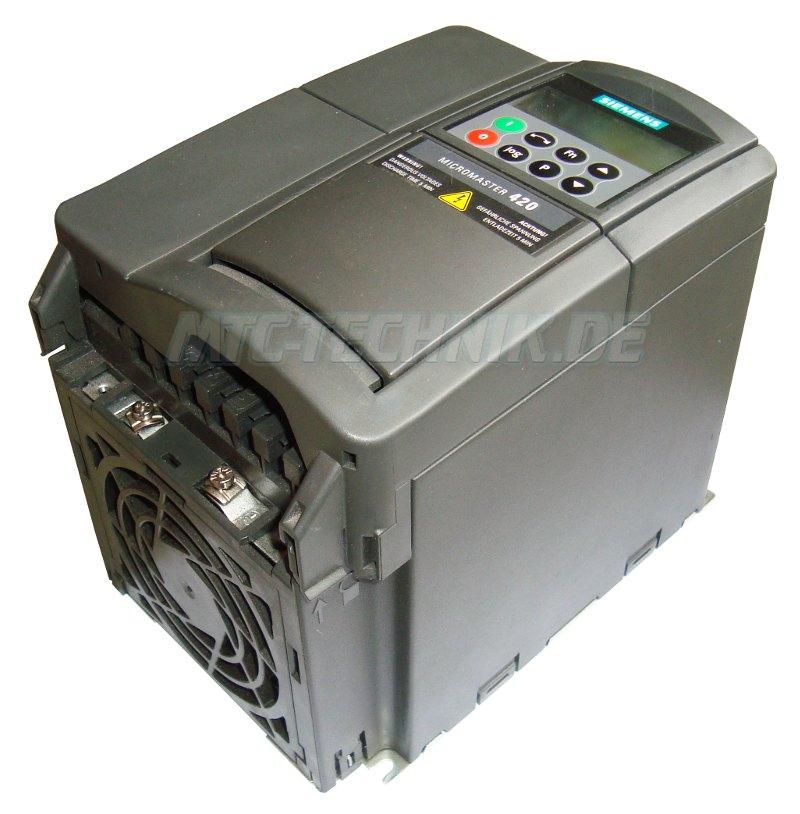 3 Online-shop 6se6420-2ud23-0ba1 Micromaster 420 Bestellen