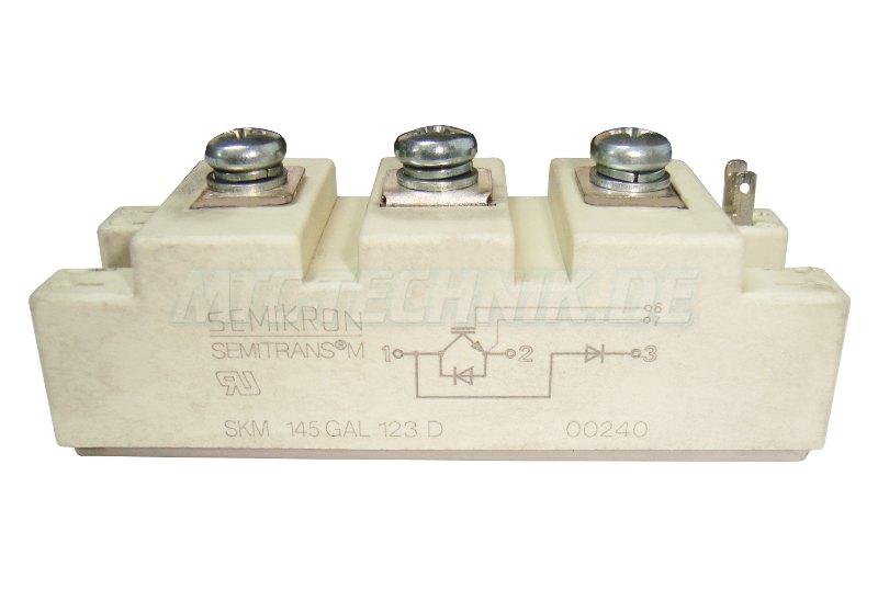 Shop Skm145gal123d Semikron Igbt Bremstransistor