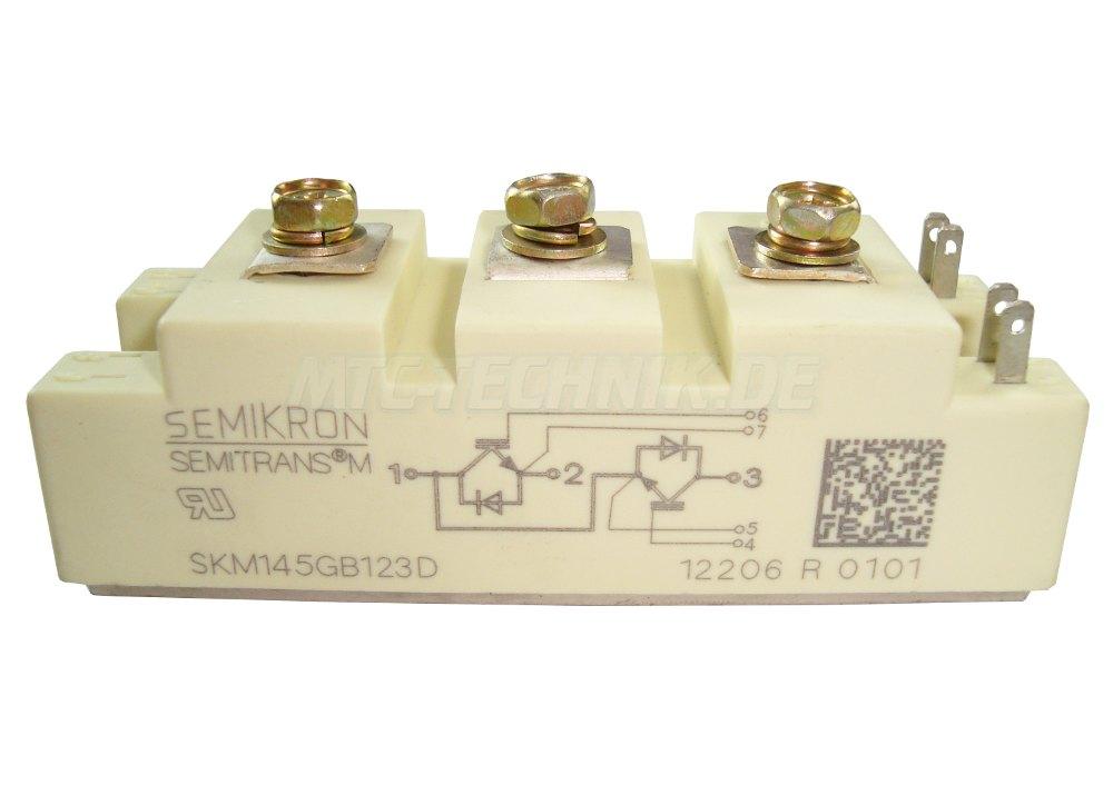 Semikron Igbt Modul Skm145gb123d Bestellen