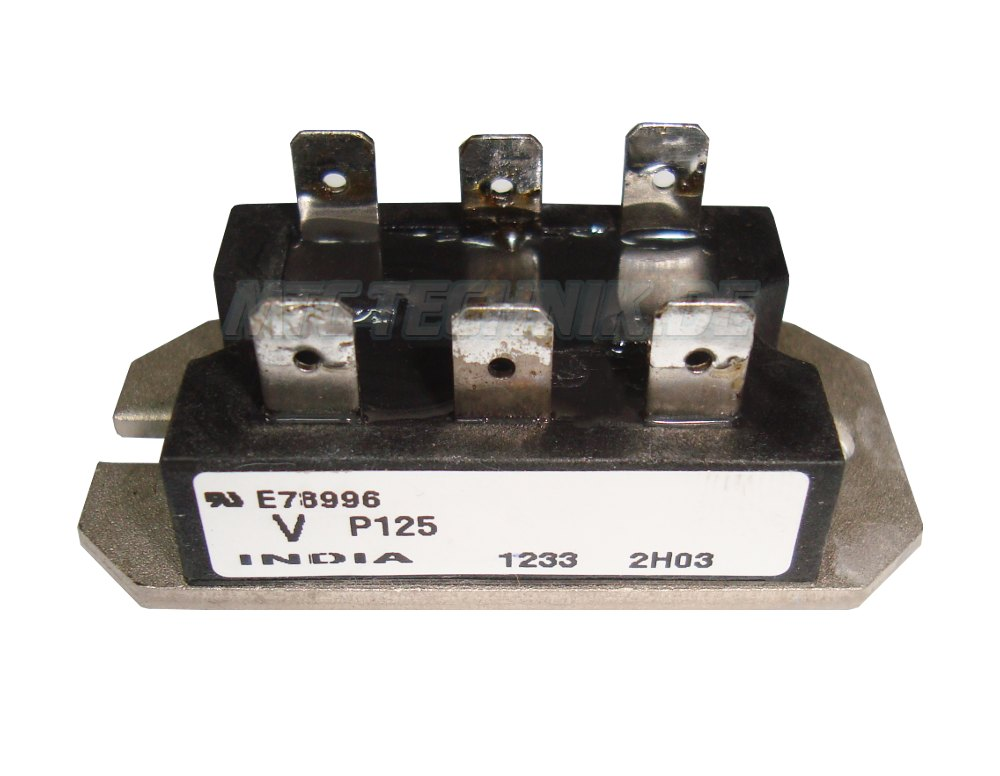 Vishay Thyristor Module Vs-p125 Shop