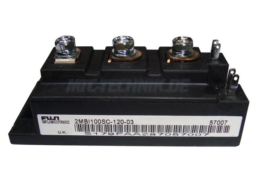 Fuji Leistungsmodul 2mbi100sc-120 Shop