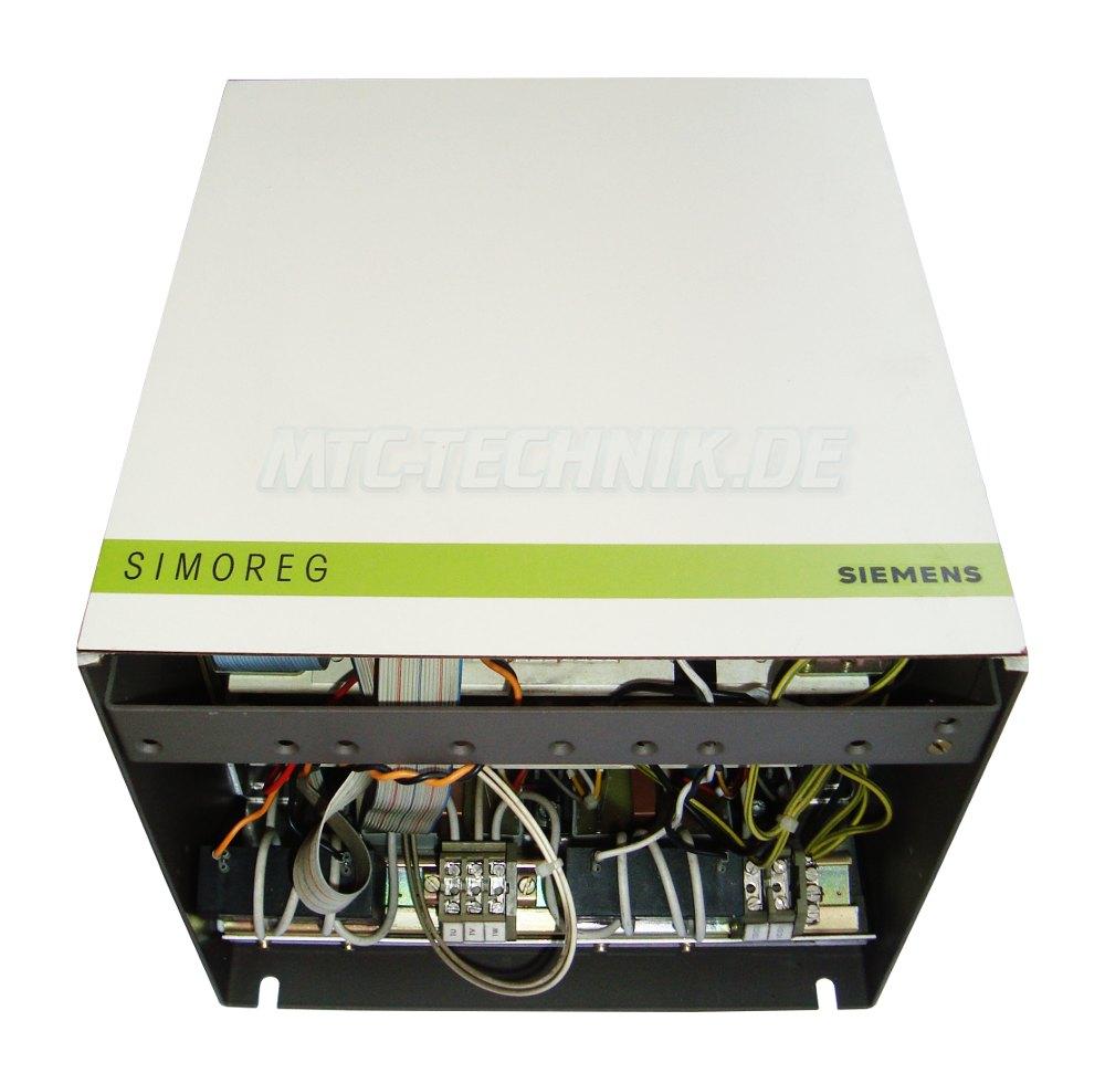 3 Guenstig Zu Verkaufen 6ra2620-6dv55-0 Simoreg Stromrichter
