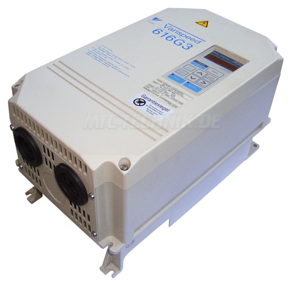 3 Frequenzumrichter Austausch Cimr-g3e45p5 Yaskawa