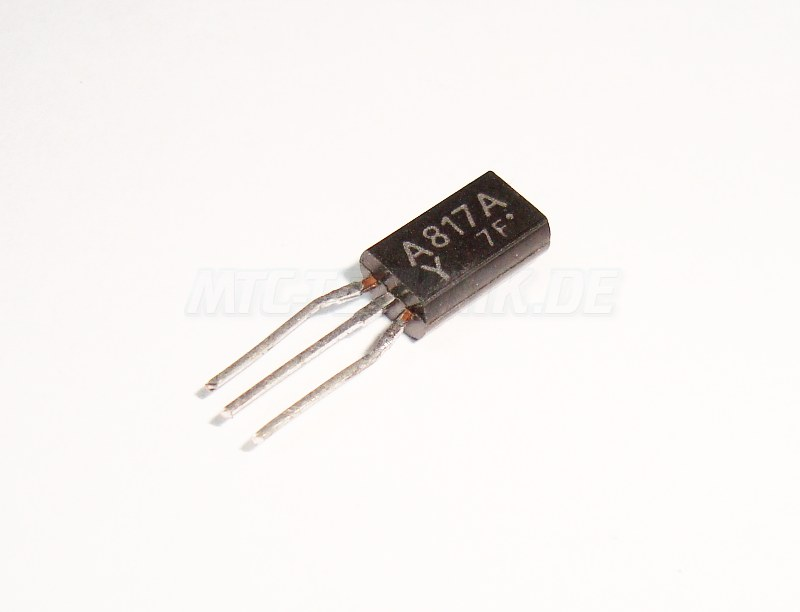 Toshiba Pnp Transistor 2sa817a