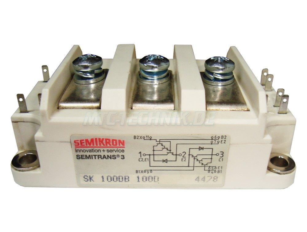 Shop Semikron Sk100db100d Power Darlington Bestellen