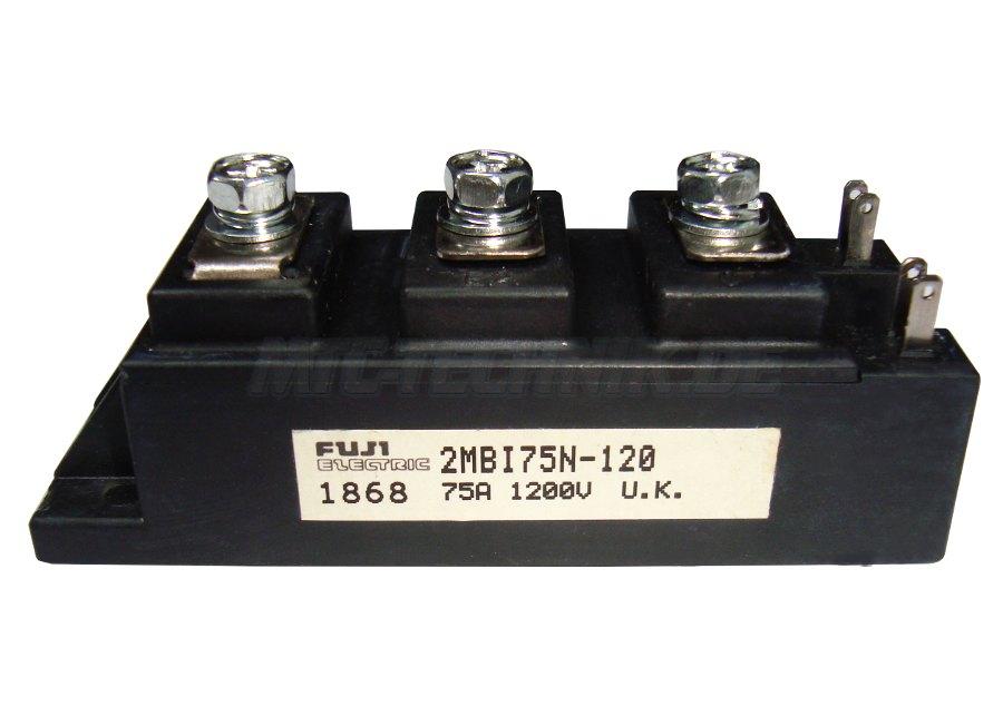 Fuji 2mbi75n-120 Online-shop Igbt Module