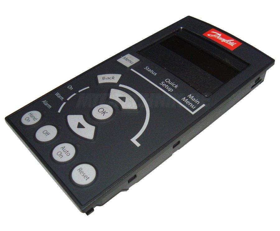 2 Control Panel Lcp101 Danfoss