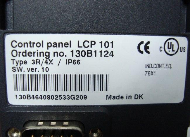 3 Typenschild Lcp101