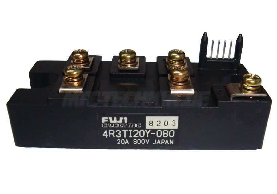 Fuji Electric 4r3ti20y-080 Thyristor Module