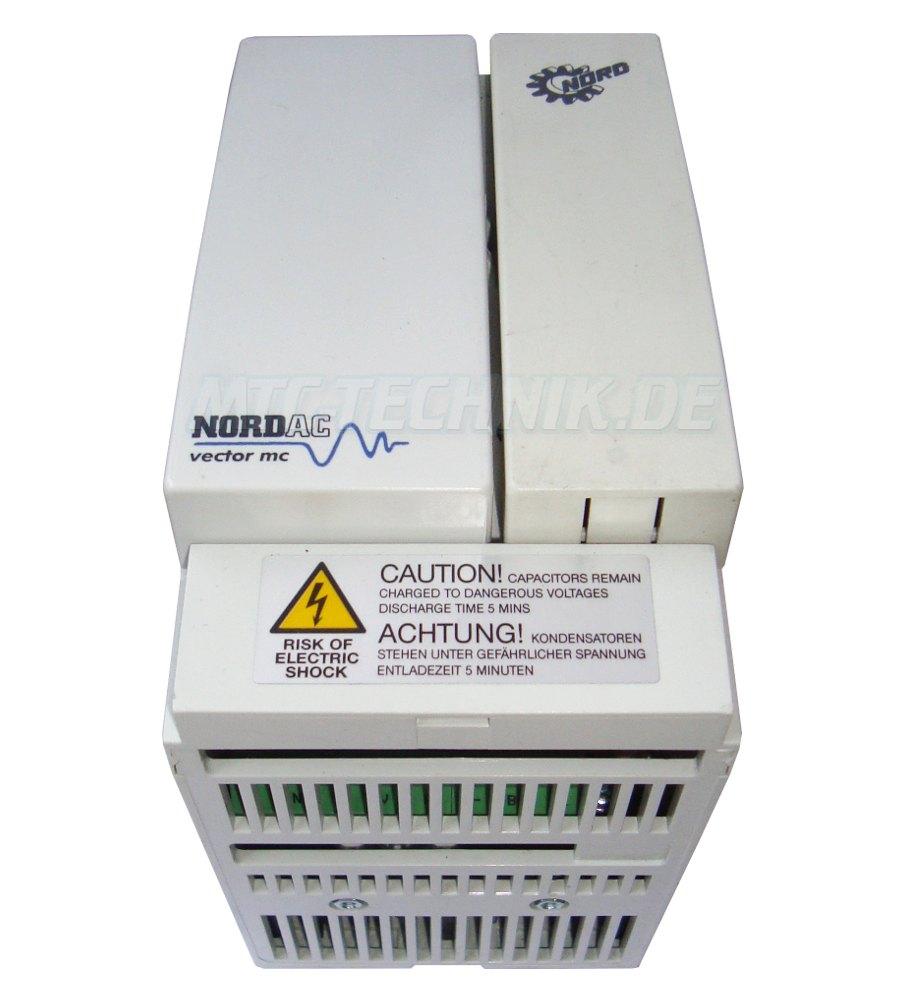 2 Bestellen Sie Sk550-1fct-h Nordac Umrichter
