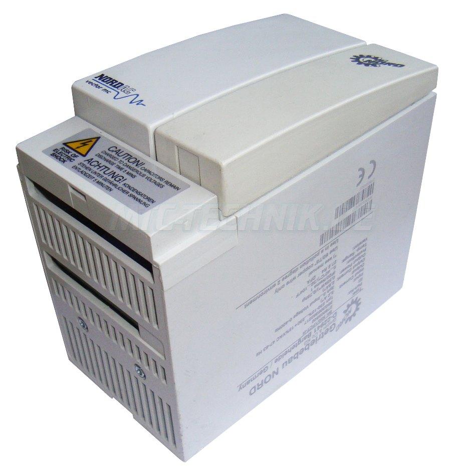 3 Frequenzumrichter Sk550-1fct-h Austausch Nordac