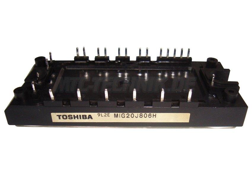 Online Shop Toshiba Mig20j806h Igbt Module