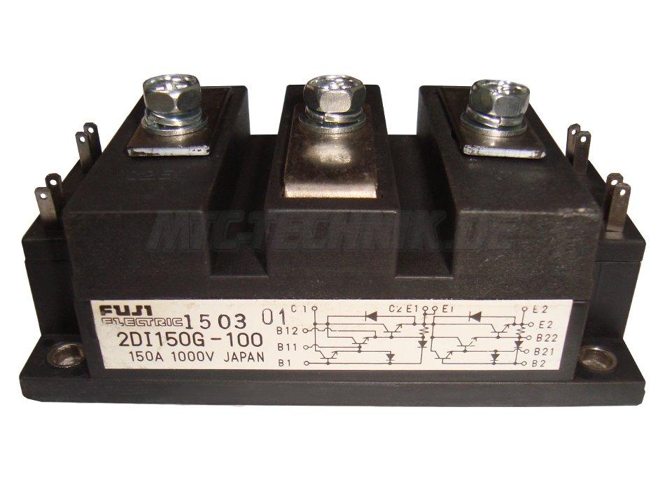 Fuji Online Shop 2di150g-100 Darlington Modul