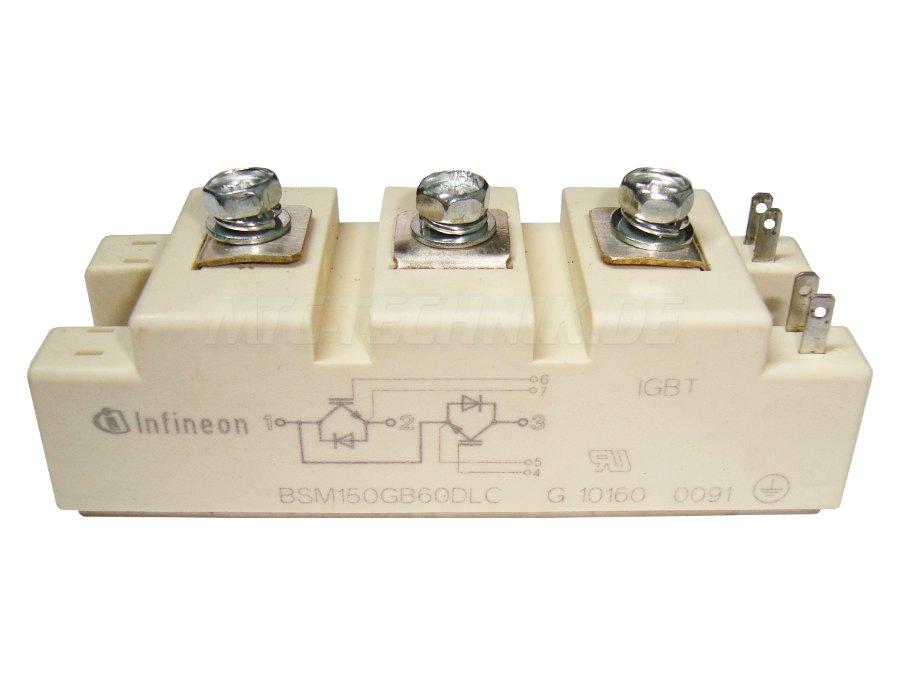 Infineon Power Module Bsm150gb60dlc Online Shop