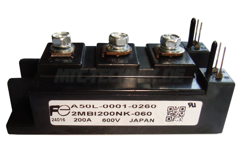 Fuji Igbt Module 2mbi200nk-060 Kaufen