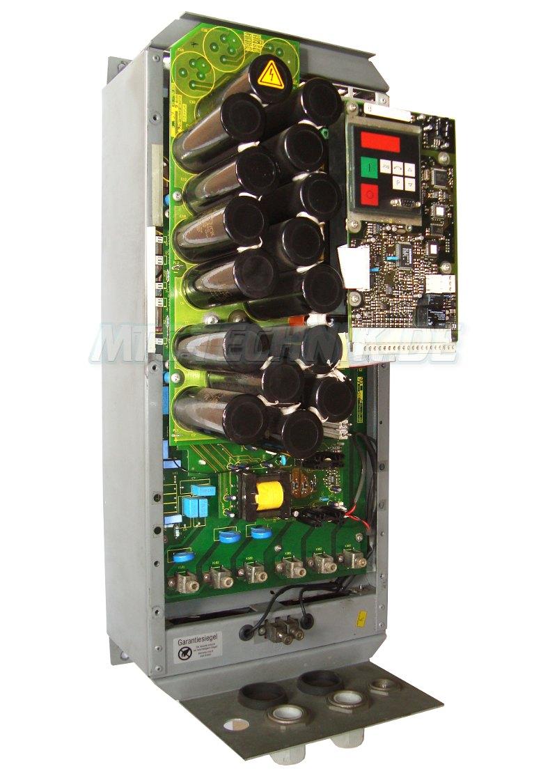 1 Siemens Shop 6se3125-5dj40 Midimaster Frequenzumrichter