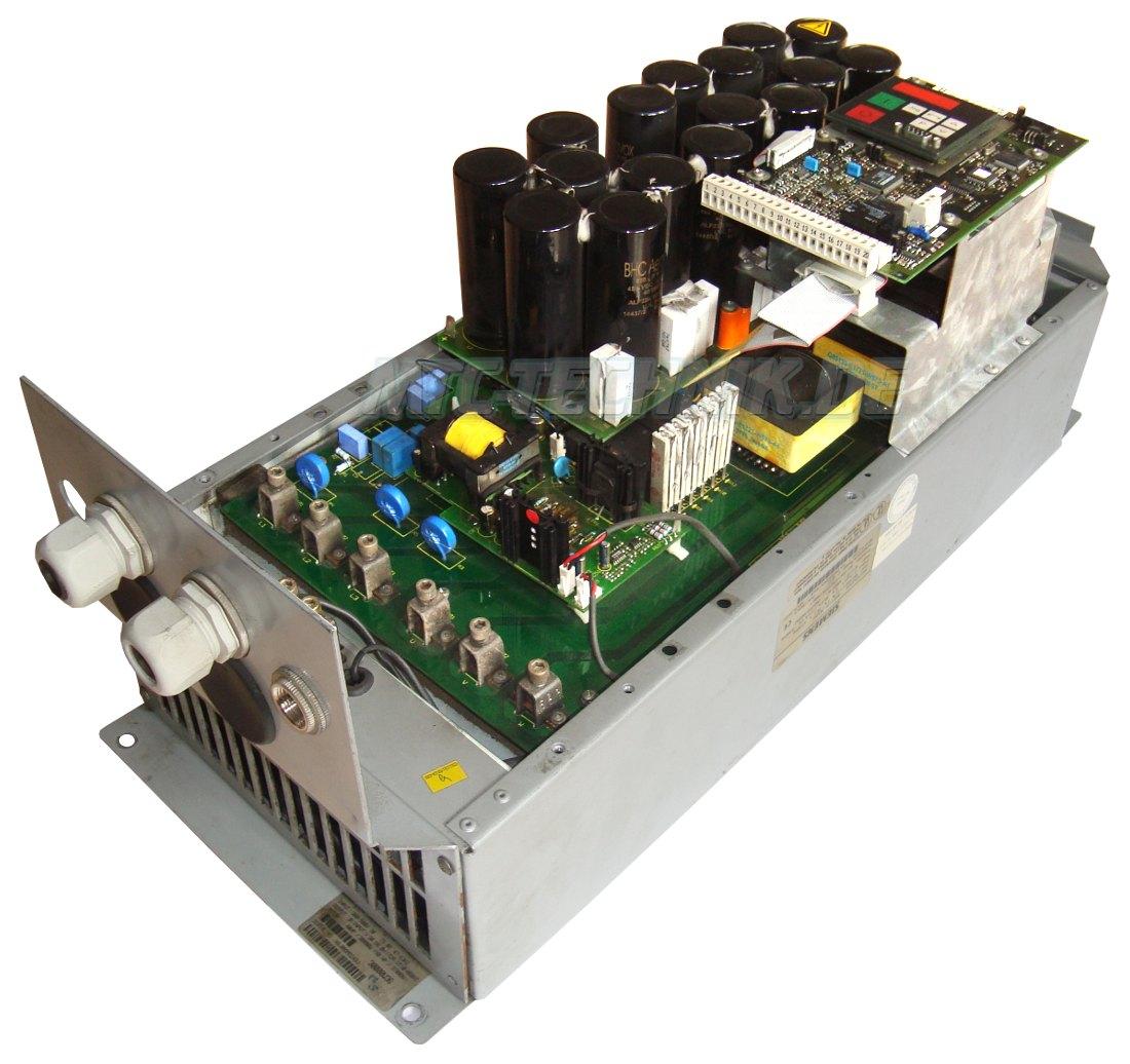 3 Leistungsstarker Umrichter 6se3125-5dj40 Reparieren