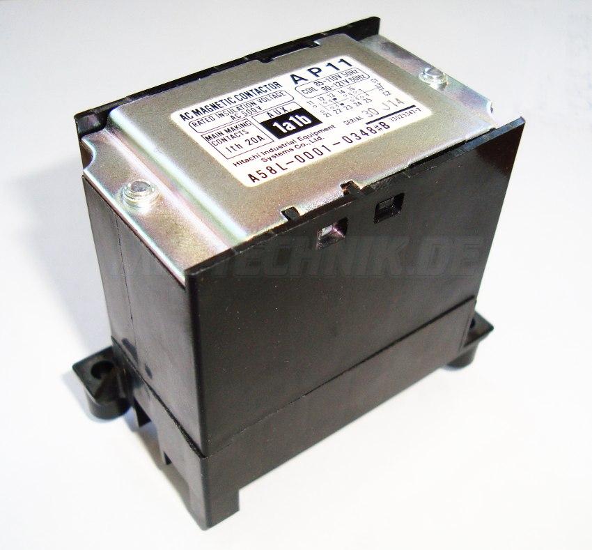 1 Fanuc Magnetic Contactor A58l-0001-0348 Kaufen Online