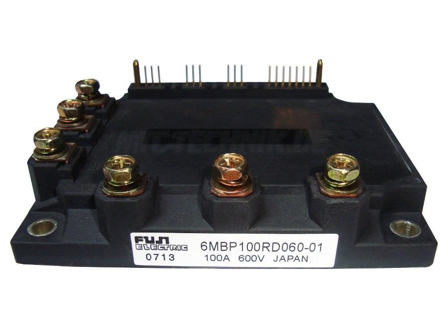 Fuji Electric Igbt Module 6MBP100RD060-01