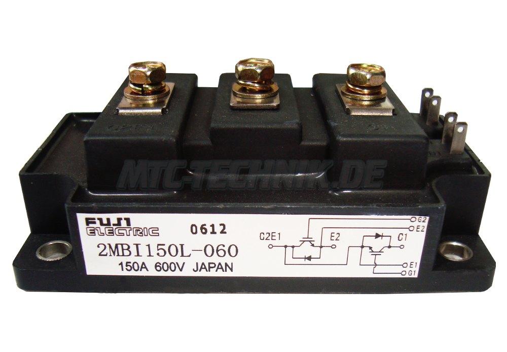 Fuji Igbt Modul 2mbi150l-060 Shop