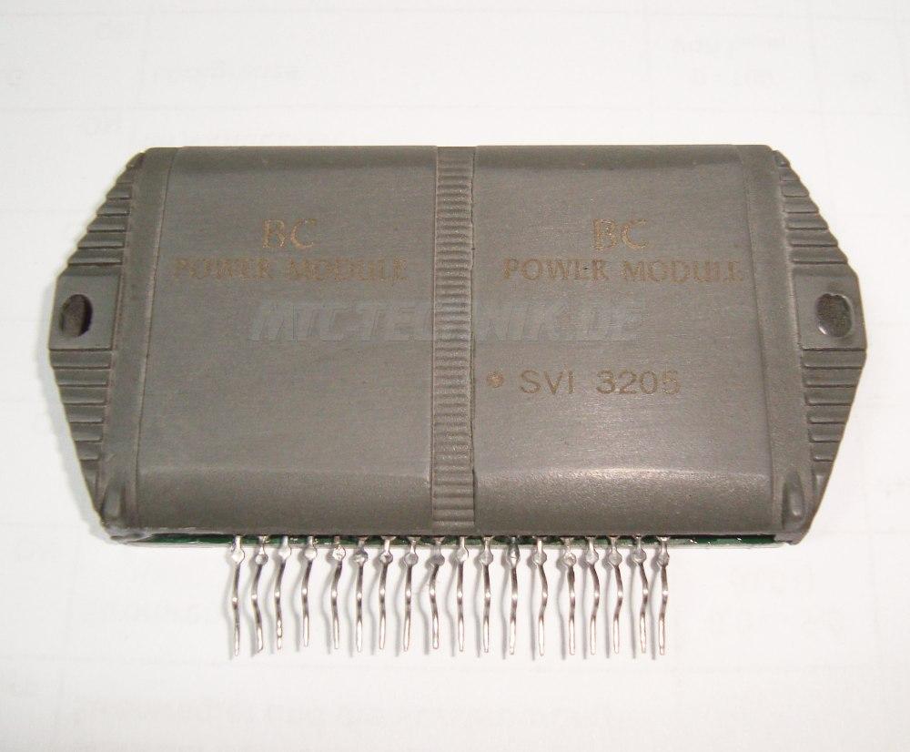 1 Sanyo Svi3205 Stereo Amplifier