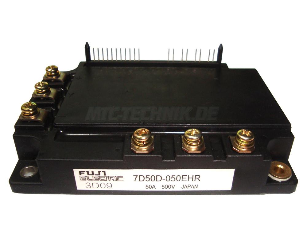 1 Fuji Power Module 7d50d-050ehr Order
