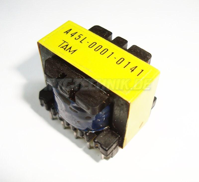 2 Fanuc Transformator A45l-0001-0141 Schnelle Lieferung