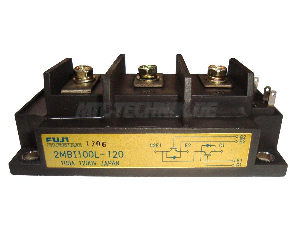 Fuji Power Module 2mbi100l-120 Bestellen