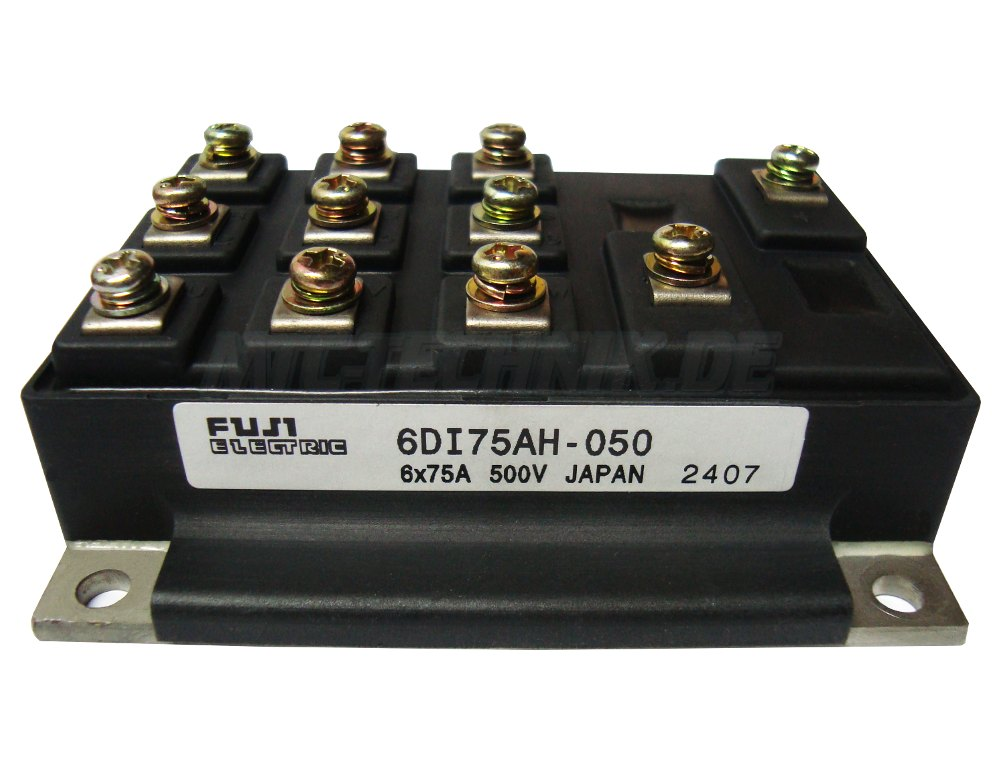 1 Fuji Power Module 6di75ah-050 Shop