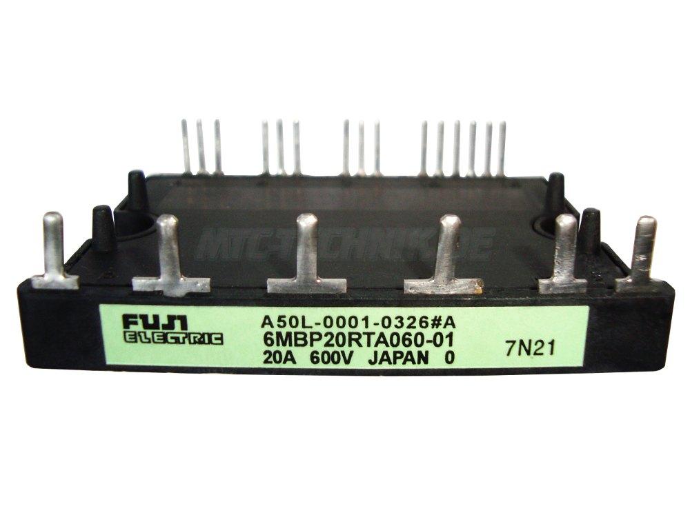 Fuji Igbt Module 6mbp20rta060-01 Bestellen
