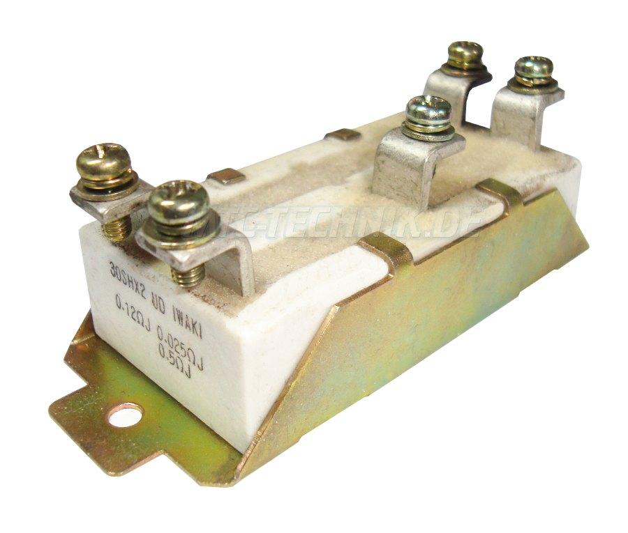 1 Iwaki Resistor 30shx2 Inquiry