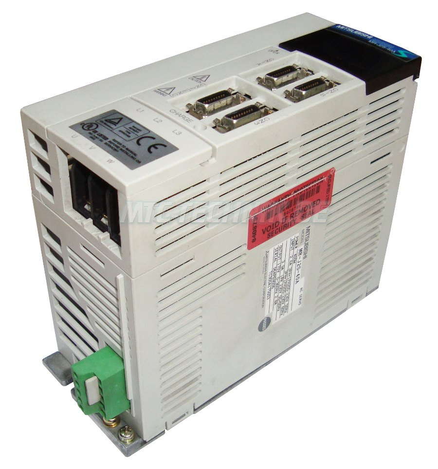 3 Mitsubishi Exchange Service Mr-j2s-40a With Warranty