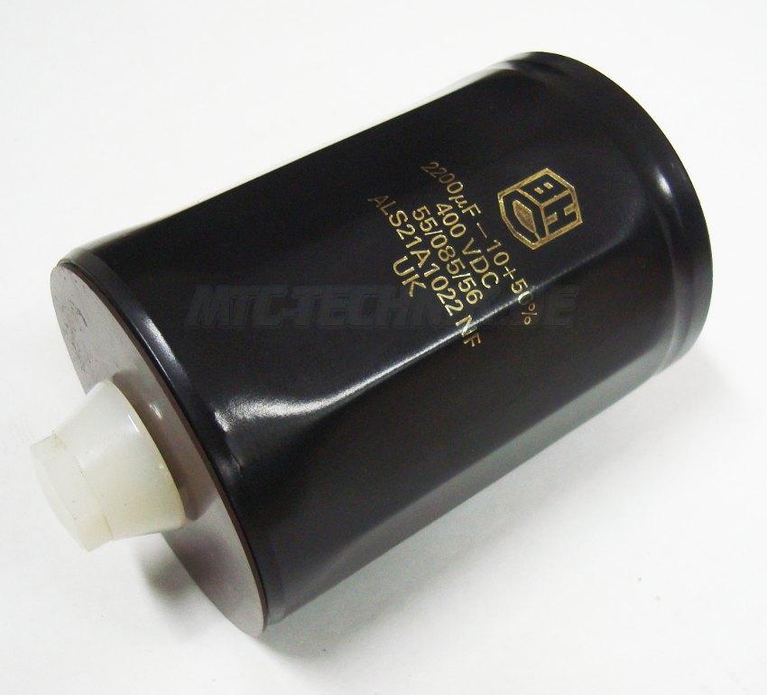 1 Kondensator Als21a1022nf Bhc Bestellen