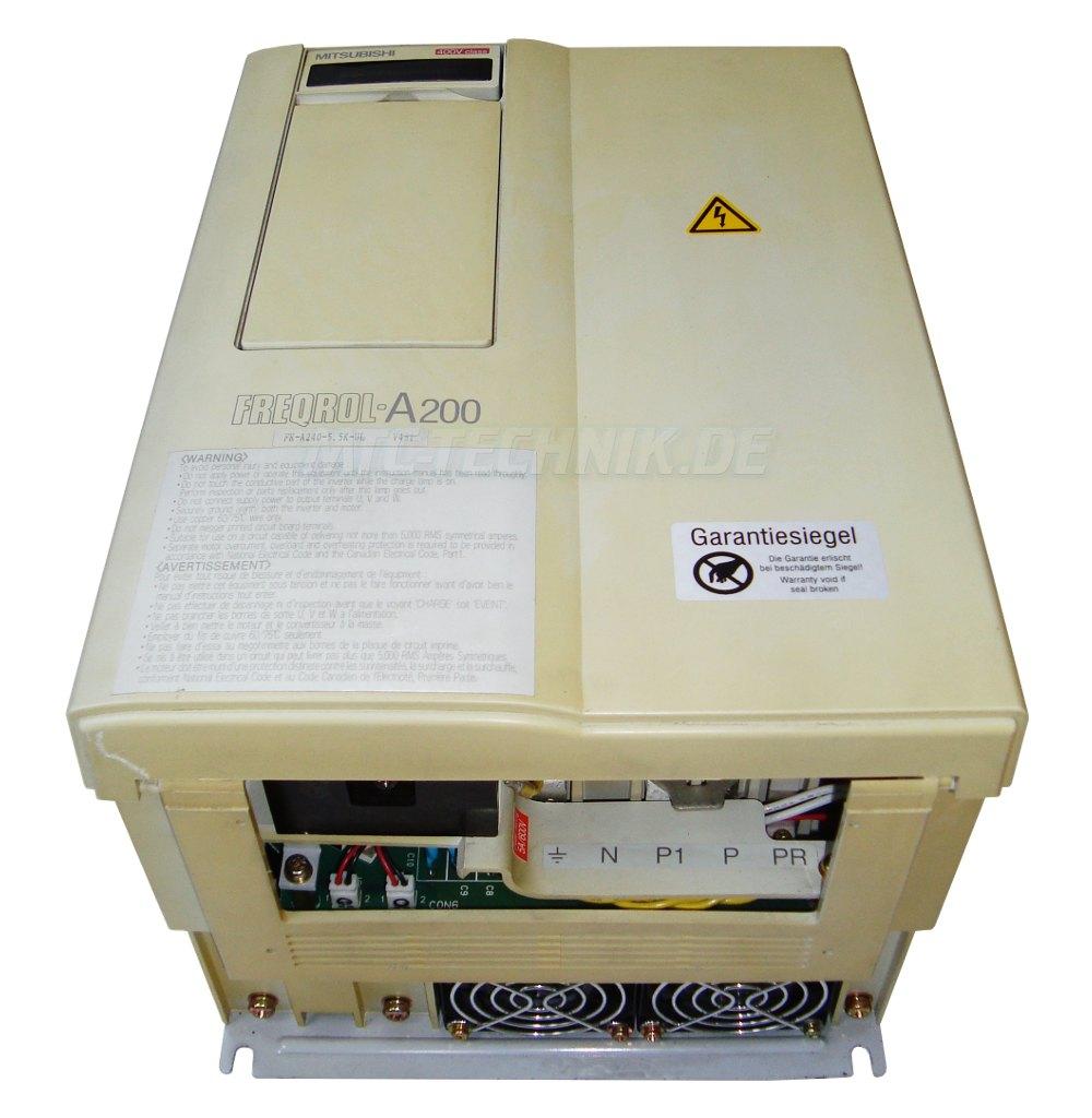 2 Direktverkauf Fr-a240-5.5k-ul Frequenzumrichter Freqrol A200