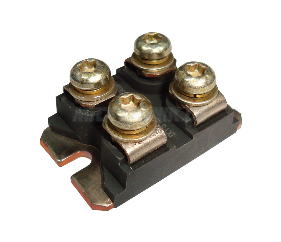 1 Ixys Thyristor Mmo62-16io6 Power Module