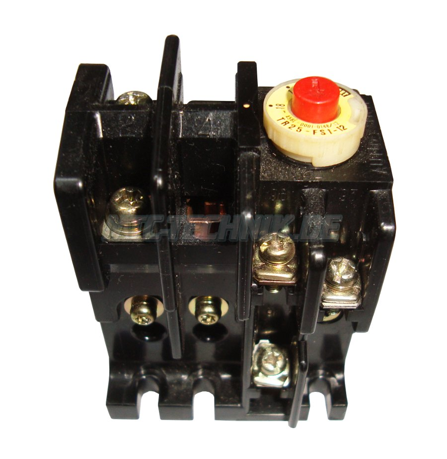 1 Hitachi Tr25-fs1-12 Thermal Overload Relay