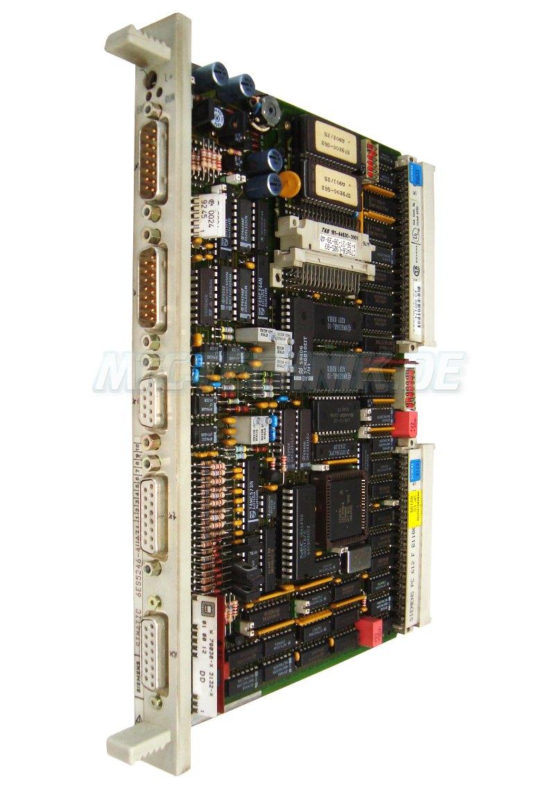 1 Siemens Simatic S5 6es5246-4ua31 Positionierbaugruppe